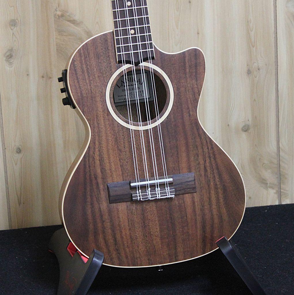 Lanikai Lanikai Acacia 8-String Tenor Acoustic/Electric Ukulele w/gig bag