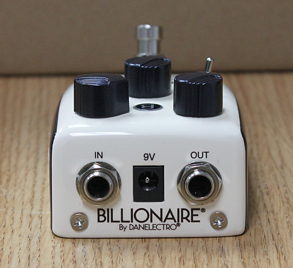 Danelectro Danelectro Billion Dollar Boost Pedal