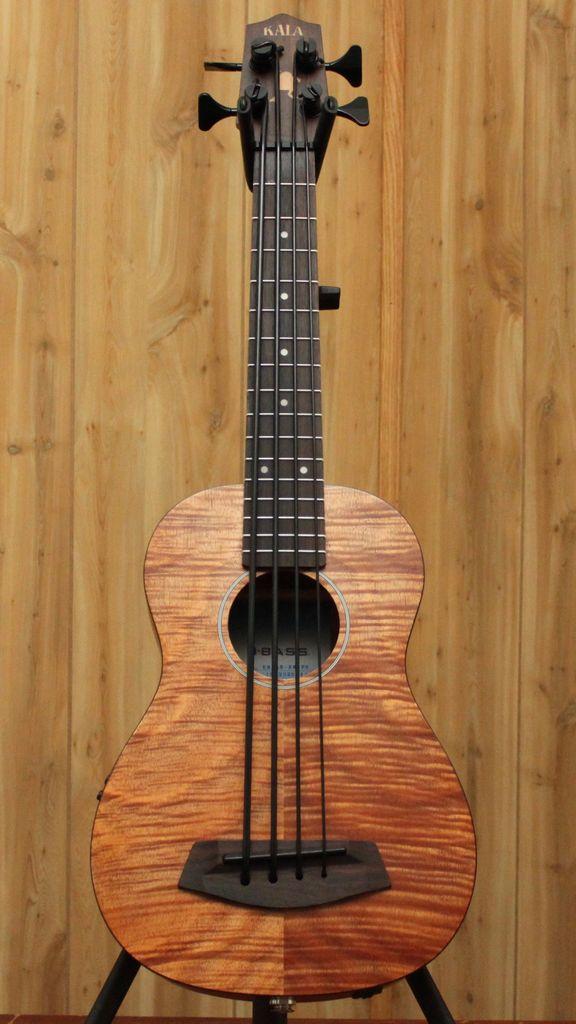 Kala Kala Exotic Mahogany U-Bass