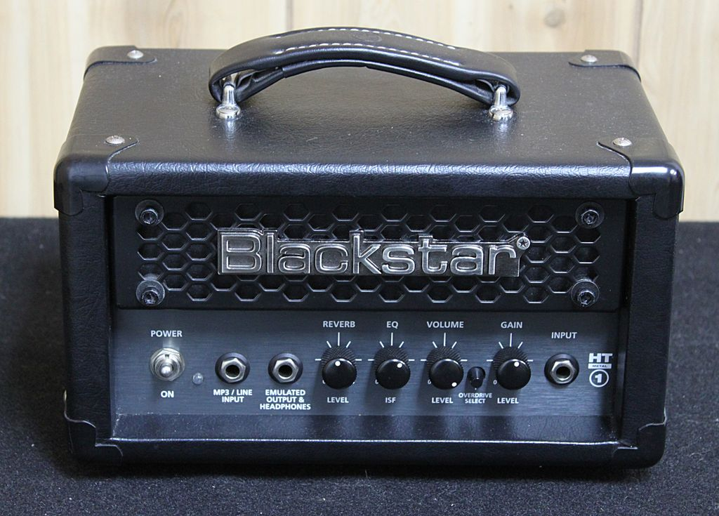Blackstar Used Blackstar HT-1 Metal Head