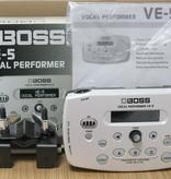 Boss Used Boss VE-5 Vocal Performer Pedal
