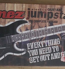 Ibanez Jumpstart Package GRG Electric Guitar, Amp and accessories - Black