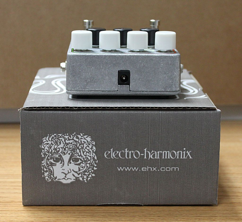 Electro-Harmonix Hot Wax - Hot Tubes and Crayon in One Pedal