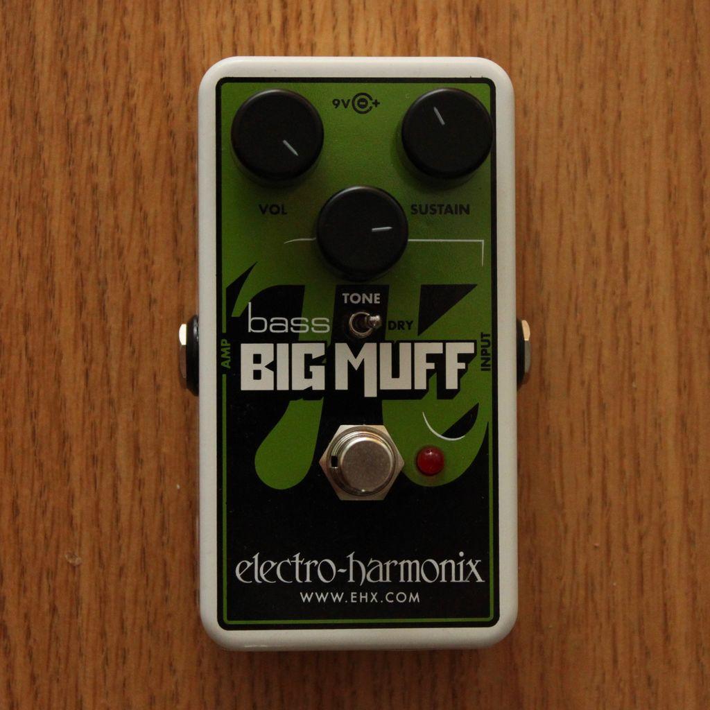 Electro Harmonix Electro Harmonix Bass Big Muff Pi