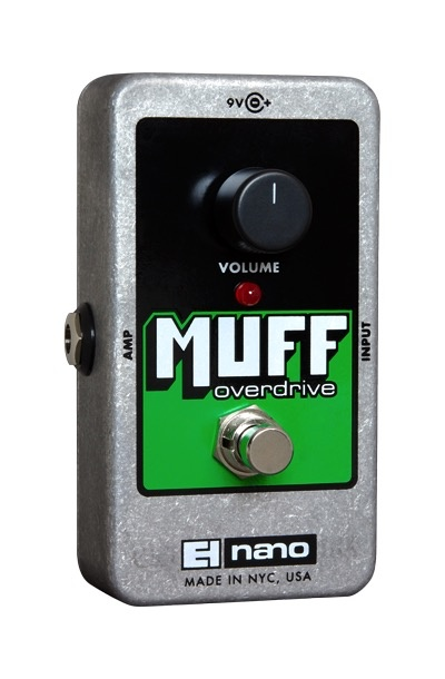 Electro-Harmonix Muff Overdrive Pedal