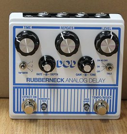 DOD DOD BBD Analog Delay with tap tempo and expanded features