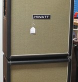 "Used Hiwatt Lead 100 w/ Pair of 2x15"" Cabs. FANE Speakers"