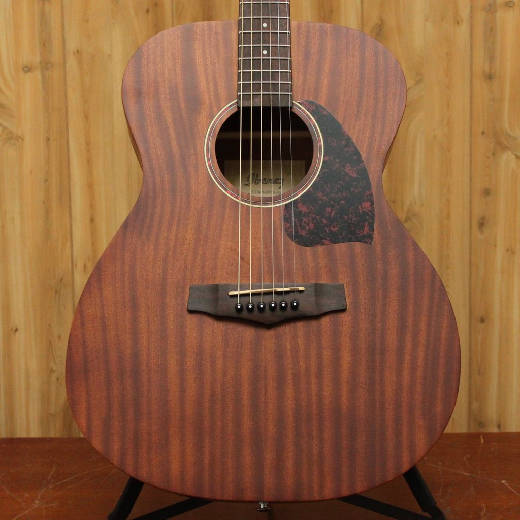 Ibanez Ibanez Performance Mahogany Grand Concert Acoustic Guitar in Open Pore Natural