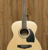 Ibanez Ibanez Performance Grand Concert Acoustic Guitar in Natural High Gloss