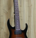 Ibanez Ibanez GIO RG 7-String Electric Guitar in Walnut Sunburst