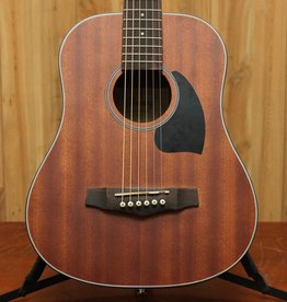 Ibanez Ibanez 3/4 Mini Dreadnought Acoustic Guitar Open Pore Natural w/Gig Bag