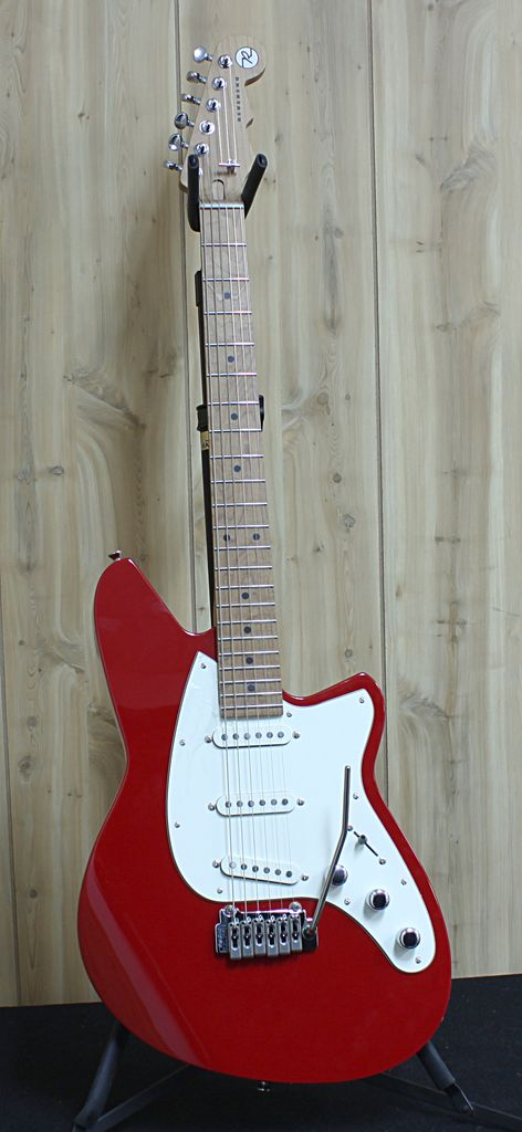 Reverend Reverend Six Gun - Party Red