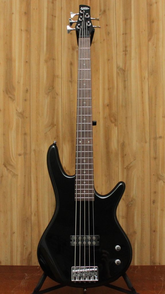 Ibanez Ibanez GIO 5-String Electric Bass in Black
