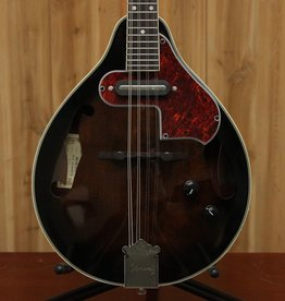 Ibanez Ibanez A-Style Acoustic Electric Mandolin in Dark Violin Sunburst High Gloss