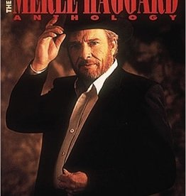 Hal Leonard Hal Leonard — The New Merle Haggard Anthology P/V/G Book