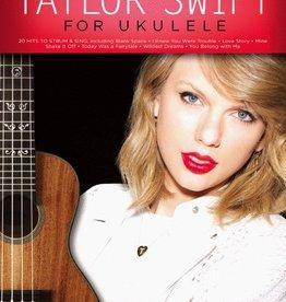 Hal Leonard Taylor Swift for Ukulele - 2nd Edition