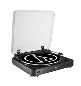 Audio Technica Audio Technica Fully automatic stereo turntable system,black color