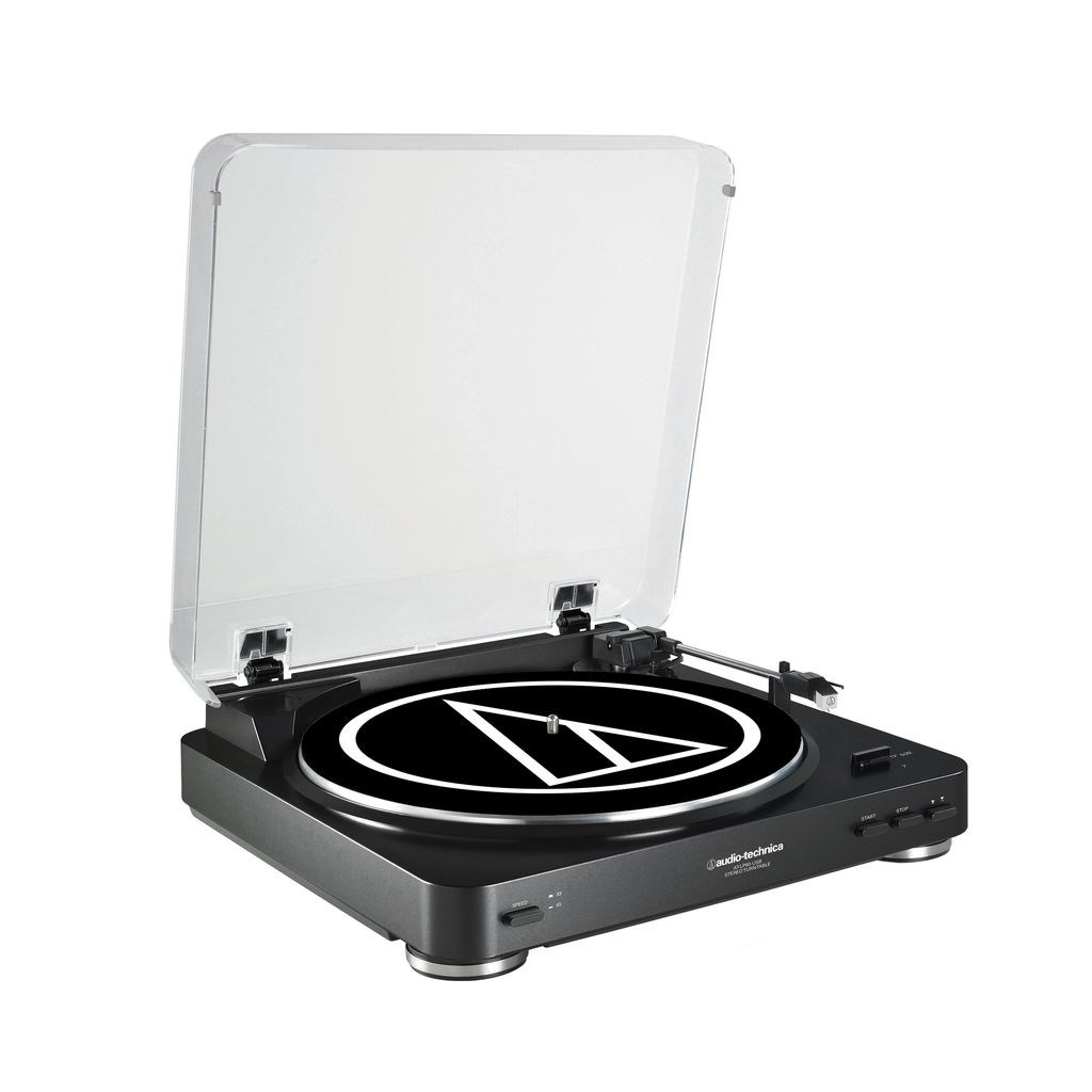 Audio Technica Audio Technica Fully automatic stereo usb/analog turntable system, black
