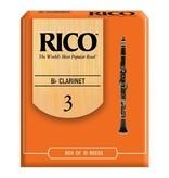 D'Addario Rico Clarinet 10pk #3 Reeds