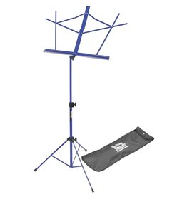 On Stage On Stage Sheet Music Stand w/ Carrying Bag — Purple