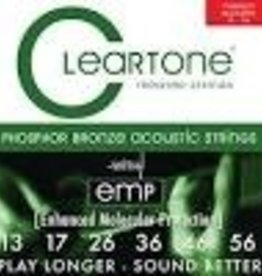 Everly Cleartone Phosphor 13-56s Acoustic Guitar Strings