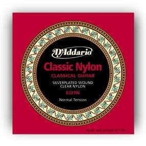 D'Addario D'Addario Classical Nylon Guitar Strings Normal Tension