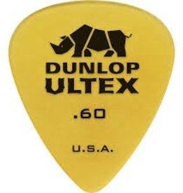 Dunlop Dunlop Ultex Standard .60mm Pick - 6 Pack