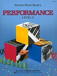 Bastien Piano Basics, Level 2, Performance
