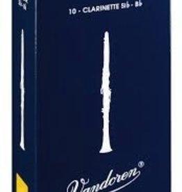 Vandoren Vandoren 10pk Clarinet 3.5 Reeds