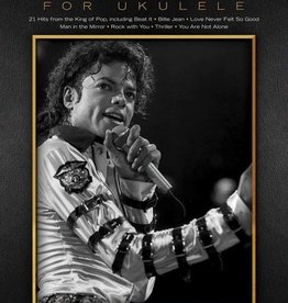 Hal Leonard Hal Leonard Michael Jackson Song Book for Ukulele