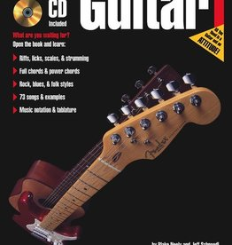 Hal Leonard Hal Leonard FastTrack Guitar Method- Book 1