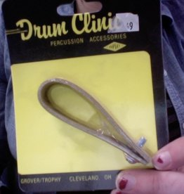 Drum Clinic Drum Clinic Leather Foot Pedal Strap