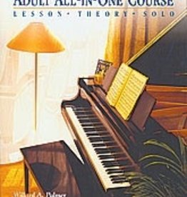 Alfred Publishing Alfred's Adult All-in-One Piano Course - Level 2