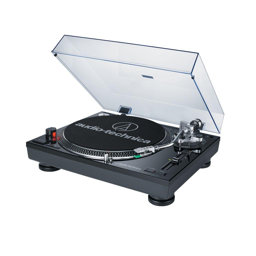 Audio Technica Audio Technica Direct drive professional usb/analog turntable system, black