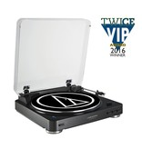 Audio Technica Audio Technica Fully automatic wireless belt-drive turntable, connects to devices with Bluetooth, black