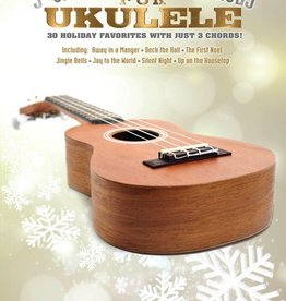 Hal Leonard Hal Leonard — 3 Chord Christmas Carols for Ukulele