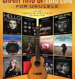 Hal Leonard Chart HIts of 2015-2016 for Ukulele