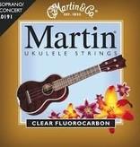 Martin Martin Soprano/Concert Uke Strings