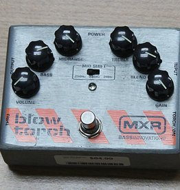 MXR Used MXR Blowtorch Bass Overdrive