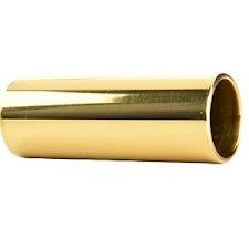 Dunlop Dunlop 222 Brass Slide, Medium Wall Thickness, Medium