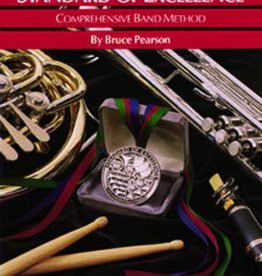 Standard Of Excellence Comprehensive Band Method: Drums & Mallet Percussion Book 1