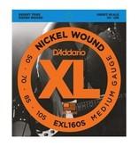 D&#039;Addario D&#039;Addario Short Scale Bass Strings Medium Nickel Wound<br />.050-.105