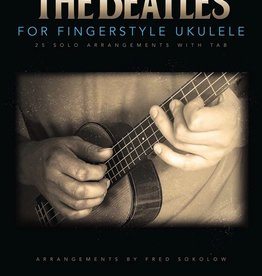 Hal Leonard Hal Leonard Beatles Fingerstyle Ukulele Song Book