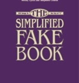 Hal Leonard The SImplified Fake Book - 100 songs in the key of C