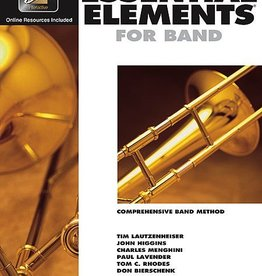 Hal Leonard Hal Leonard Essential Elements for Band – Trombone Book 1 with EEi