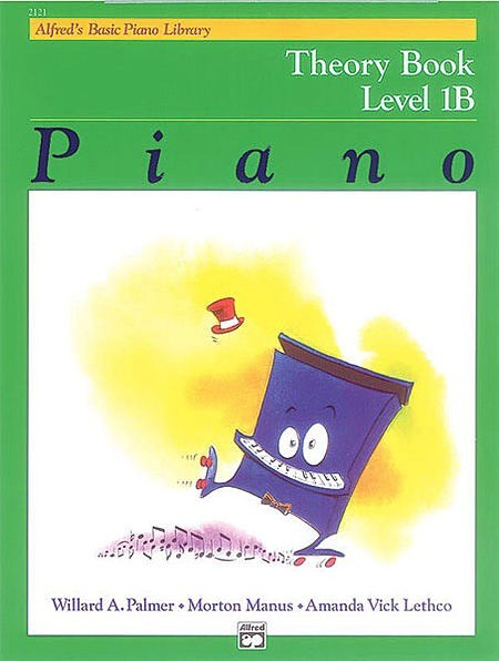 Alfred Publishing Alfred's Basic Piano Course: Theory Book Level 1B