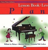 Alfred Publishing Alfred's Basic Piano Course - Lesson Book: Level 1A