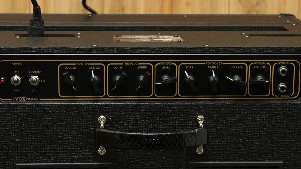 """Vox Vox 15 watt 1x12"""" combo with Celestion Greenback speaker"""