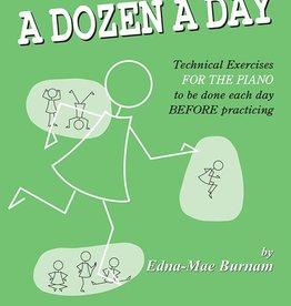 Hal Leonard Hal Leonard A Dozen a Day Book One