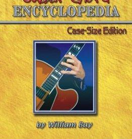 Mel Bay Deluxe Guitar Chord Encyclopedia: Case-Size Book